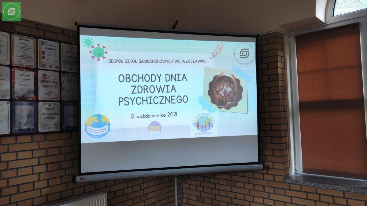 Obchody Dnia Zdrowia Psychicznego